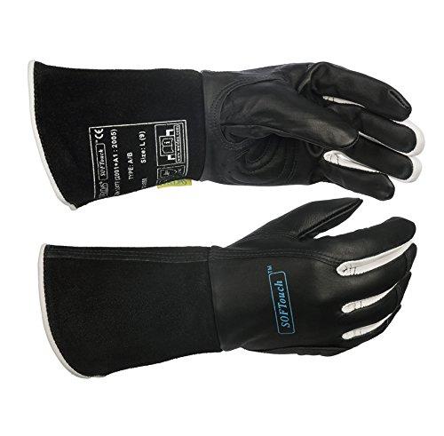 Weldas Wig Handschuh SOFTouch 10-1050 Gr. XXL 10-1050 XXL Handschutz Wig Handschuhe