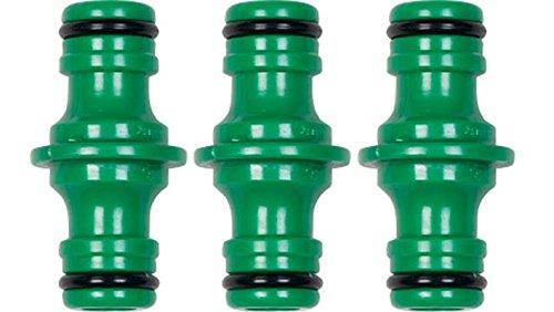 Generic Yanhonguk150730–2124 1yh3946yh Ter adaptateur connecteur Jardin Oor Fitting 3 x SupaGarden 3 x Supag extérieur Fixation AP adapte robinet Tuyau mâle en mâle H Eau connecteur