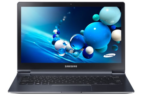 Samsung NP940X3G-K06DE 33,7 cm (13,3 Zoll) Ultrabook (Touchscreen, Intel Core i5 4200U, 2,6GHz, 4GB RAM, 128GB SSD, Intel HD Graphics 4400, Win 8.1) Mineral Ash Black