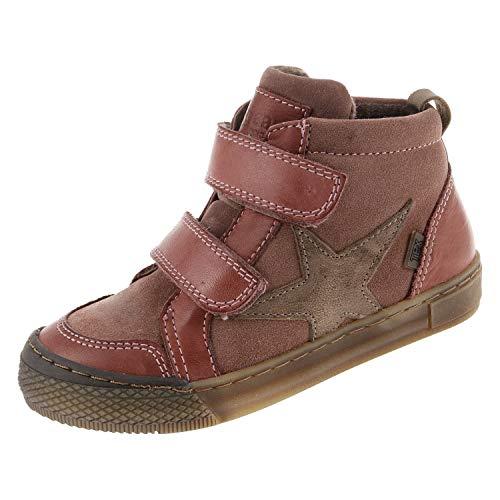 Bisgaard Kinder Schuhe für Mädchen Halbschuh Schnür Schuh Rose 60611217706 (29 EU)