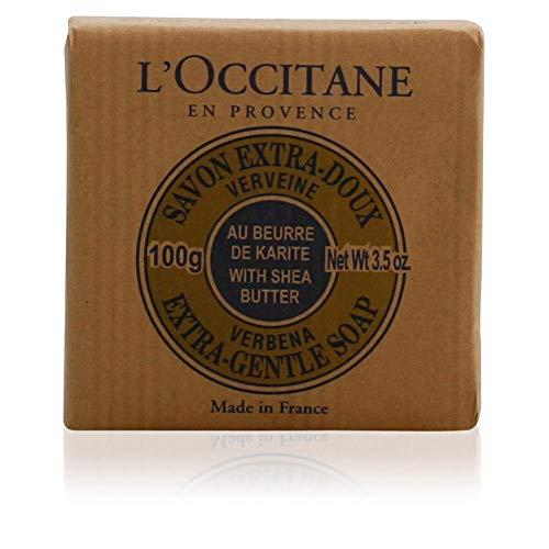 L'OCCITANE Karite Seife Zitronen-Verbene, 100 g
