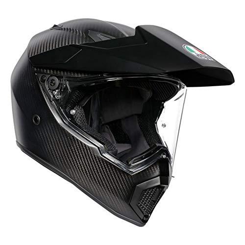 AGV AX9 Carbon Dual Sport Motorcycle Helmet