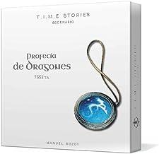 Space Cowboys- T.i.m.e Stories: profecía de Dragones - español, Color (Asmodee SCTS03ES)