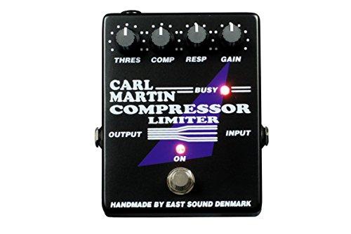 Carl Martin Compressor Limiter ハイクオリティ・コンプレッサー【国内正規品】