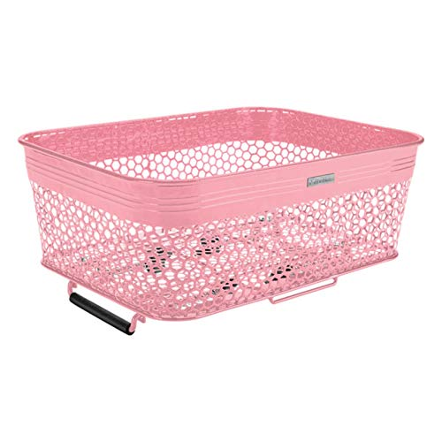 Electra Bicycle Electra Fahrradkorb Linear QR Mesh Basket LowProfil, pink, 54094