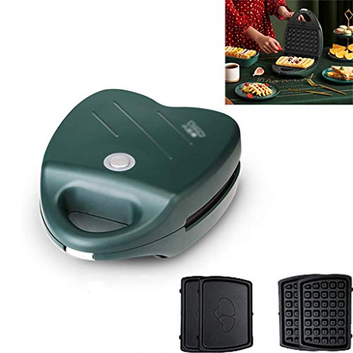 Review Gourmet Sandwich Toaster/Toastie Maker – Deep Fill Non-Stick Hot Plates – 4 Slice Electri...
