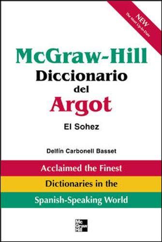 McGraw-Hill Diccionario del Argot : El Sohez
