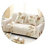 Krystal_beautiful Elastic Sofa Cover for Living Room All Inclusive Sofa Cover Universal Set Sofa Towel 1/2/3/4 Seater Elastic Sofa Cover,Sofa Cover 1,Cushion cover45x45cm