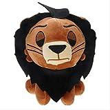 20 cm de dibujos animados Simba juguetes de peluche de anime The Lion King Muñecas para niños regalos de cumpleaños (color: 3)