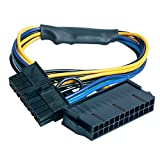 PSU ATX 24Pin to 18Pin Adapter Converter Power Cable Cord for HP Z420 Z620...