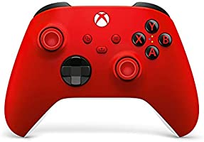 Microsoft Xbox Wireless Controller, Pulse Red - Xbox