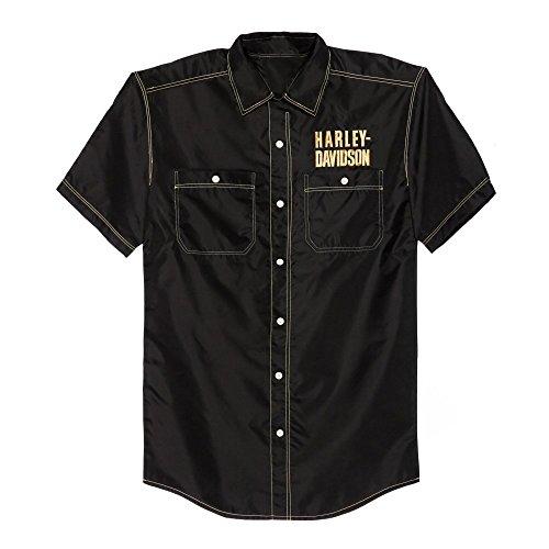 Harley Davidson Up Eagle Shirt Applique House vlag, 28 x 44 inch