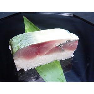 極厚 福井の生さば寿司・小サイズ:福井一、鯖を扱う料理店の押し寿司