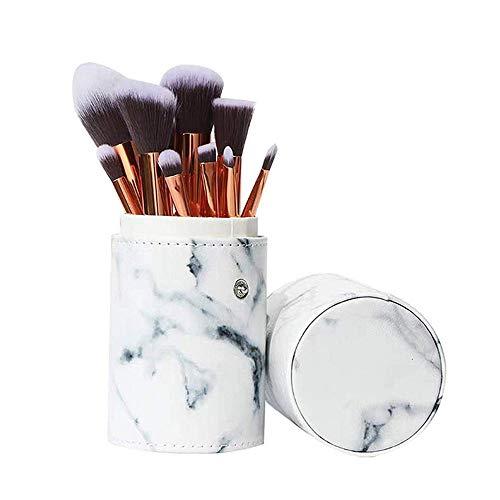 SUSSURRO Pinselset Makeup, 10 Stück Schminkpinsel set Beauty Professionell Kosmetikpinsel...