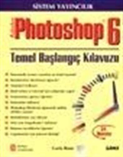 24 Derste Adobe Photoshop 6 Temel Başlangıç Kılavuzu