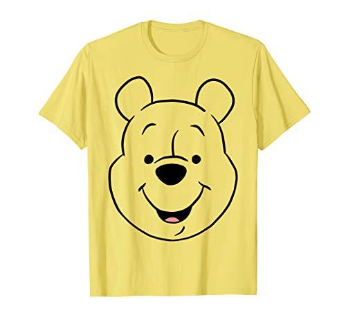 Disney Winnie The Pooh Big Face T-Shirt