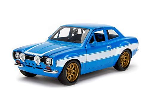 Miniatura Velozes e Furiosos Brian's Ford Escort 1/24 Jada Toys JAD99572