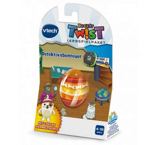 VTech 80-495404 - Juego para Consola de Juegos de Aprendizaje, Multicolor