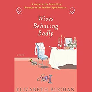 Wives Behaving Badly audiobook cover art