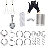 Body Piercing Kit New Star