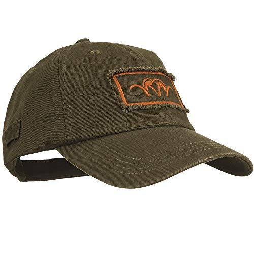Blaser Gorra de caza Argali Patch – Gorra para cazadores con lengüeta...