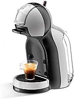 Krups KP123B Nescafé Dolce Gusto Mini Me Kaffekapselmaskin, 0,7 l, Silver/Svart