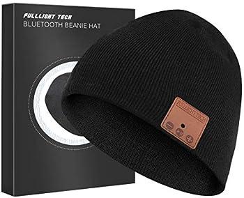 Bluetooth Beanie Hat Headphones Unique Christmas Tech Gifts