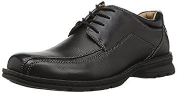 Dockers Men's Trustee Leather Oxford Dress Shoe,Black,12 M US