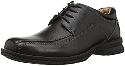 Dockers Men's Trustee Oxford, Black, 10.5 Wide