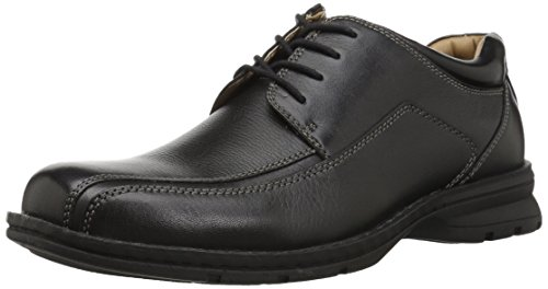 Dockers Men's Trustee Leather Oxford Dress Shoe,Black,8.5 M US