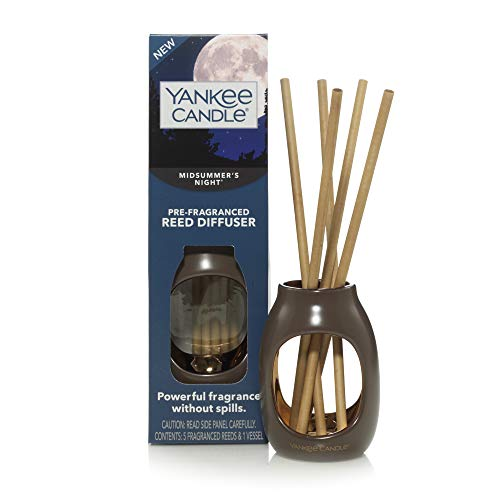 Yankee Candle Pre-Fragranced MidSummer's Night Reed Diffus
