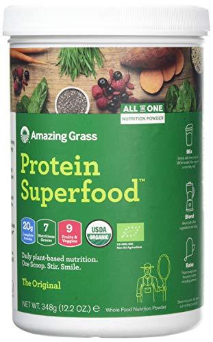 Amazing Grass Protein SuperFood The Original Powder, 348g