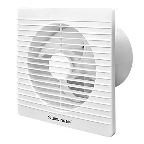 Ventilator WGZ voor thuis, stille afvoerlucht, badkamer, keuken, raam, afvoerventilator voor binnen en buiten