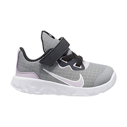 Nike Zapatillas Explore Strada (TDV) para Niñas Gris 25 EU