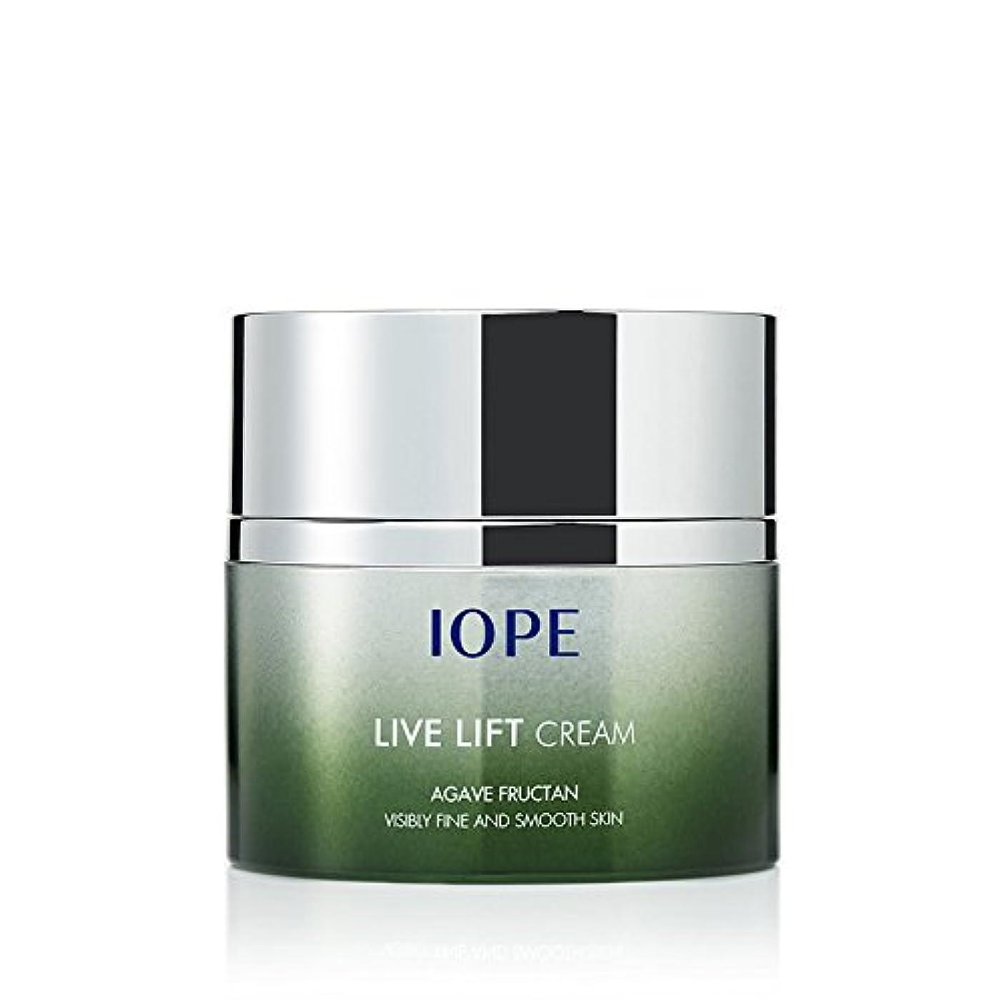 アンペアラフ価格[IOPE/アイオペ]Live Lift Cream/ライブリフトクリームコスメ 韓国コスメSkinGarden/スキンガーデン