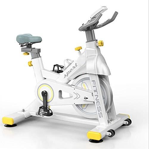 ORPERSIST Bicicleta Spinning Fitness Profesional Control Magnético Silencioso Ejercicio Bicicleta Entrenamiento Tonificación...