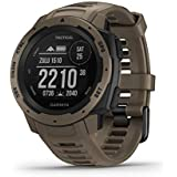 Garmin Instinct Tactical, Rugged GPS Watch,...