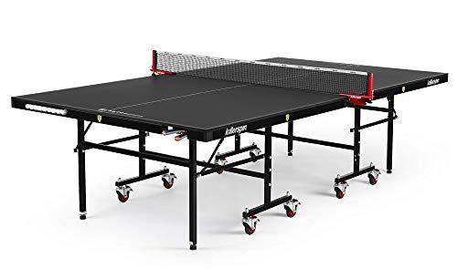 Killerpin MyT4 BlackPocket Table Tennis Table - Premium Pocket Design Ping Pong Table