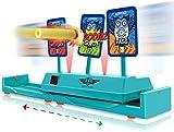 TFS TOP · FANS Running Shooting Target for Nerf Gun, Electronic Scoring Auto Reset Digital Targets, Shooting Digital Target Ideal Gift Toys