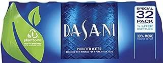 Dasani Bottled Water, 32Count