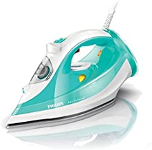 Philips Azur Performer Steam Iron - GC3811, Turquoise, Green
