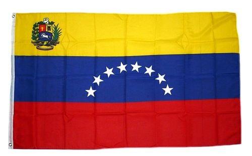 Fahne Flaggen VENEZUELA 150x90cm
