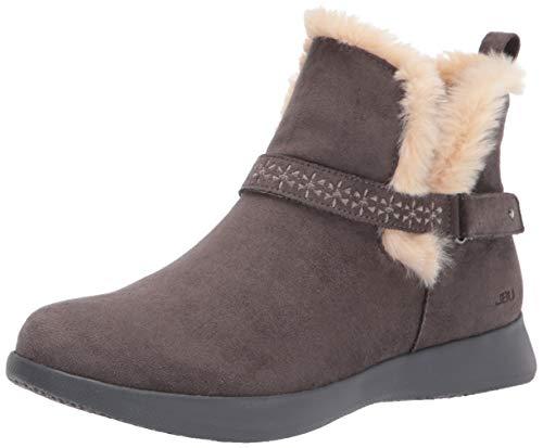 JBU by Jambu womens Boot, Fashion Ankle Boot, Grey, 9 US