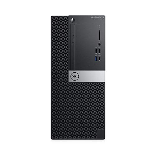 Dell OptiPlex 7070 Tower Core i7-9700 16GB RAM 512GB SSD - 9M0R9