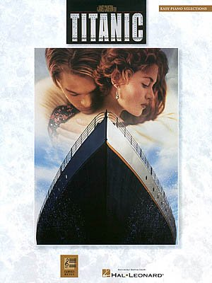 TITANIC - gearrangeerd voor piano [Noten/Sheetmusic] Componis: HORNER JAMES