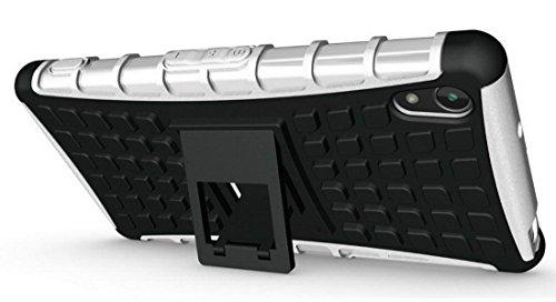 Coque de protection en silicone pour Sony Xperia X F5121 - Absorption des chocs - 5'