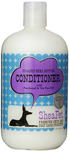 SheaPet Pet Conditioner, 532ml, Butter Panthenol und Teebaumöl