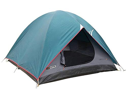 NTK Cherokee GT 5 to 6 Person 9.8 by 9.8 Foot Outdoor Dome Family...