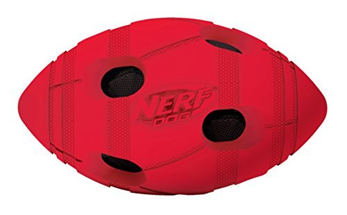 Nerf Dog Bash Football: 10,2 cm