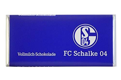 Schokolade Teamschokolade FC Schalke 04